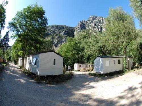 Camping Le Moulin du Pont d'Alies - Camping - Vacances & week-end à Axat