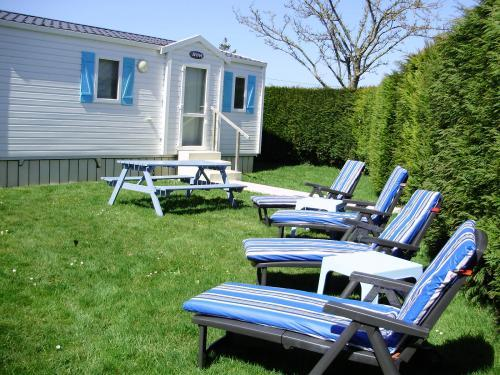 Camping des pommiers - Camping - Vacances & week-end à La Cambe