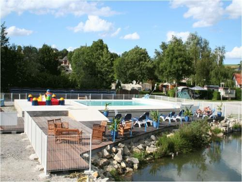 Camping des puits tournants - Campeggio - Vacanze e Weekend a Sailly-le-Sec