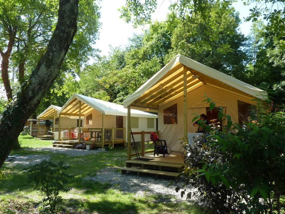 photos camping de saint disdille campsite in thonon les bains