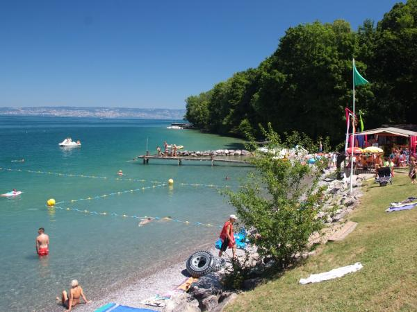 Camping de Saint Disdille - Camping - Vrijetijdsbesteding & Weekend in Thonon-les-Bains