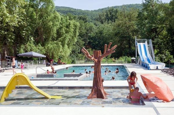 Camping Sites & Paysages Le Moulin - Camping - Vacances & week-end à Martres-Tolosane