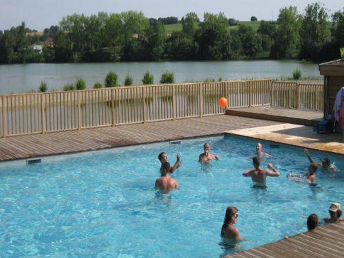 Camping Sites et Paysages Saint-Louis - Camping - Vacances & week-end à Lamontjoie