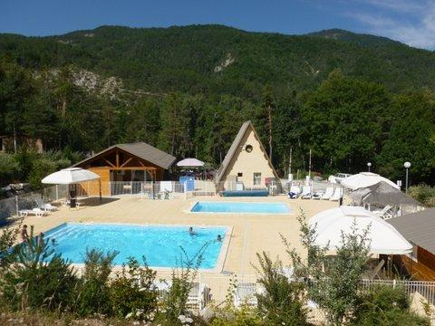 Camping Stone eagle - Campsite - Holidays & weekends in La Bréole