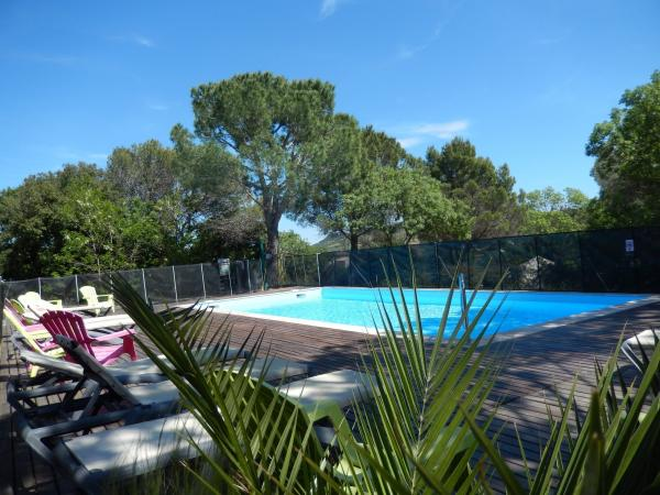 Camping les Terrasses - Camping - Vacances & week-end à Saint-Chinian