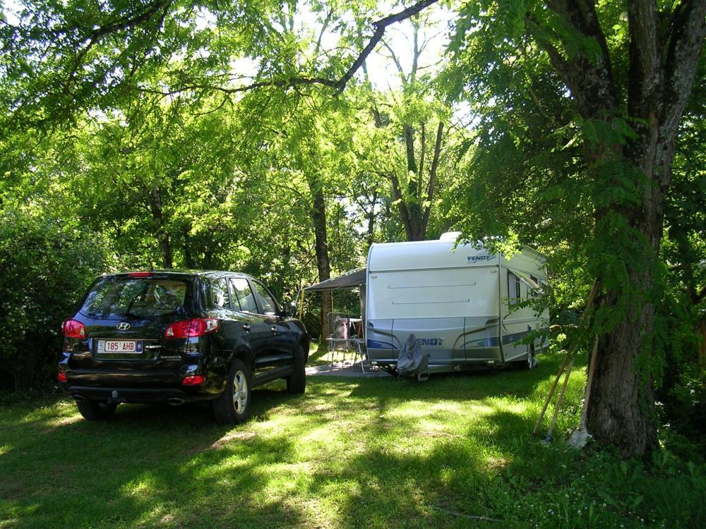 Photos camping les tilleuls camping rocamadour for Camping rocamadour piscine