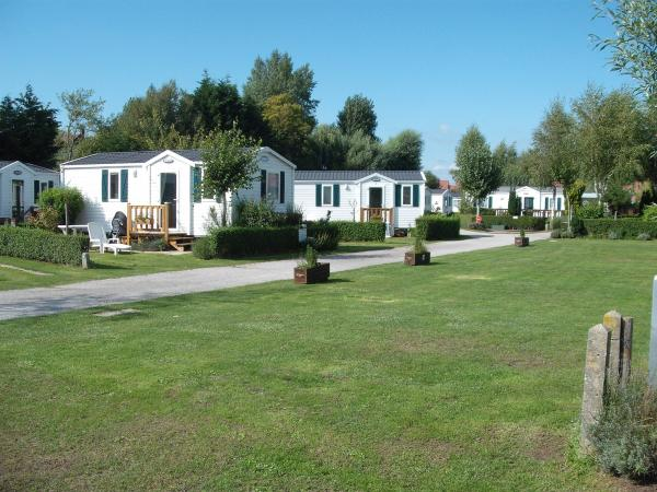 Camping le vert gazon - Camping - Vacances & week-end à Fort-Mahon-Plage