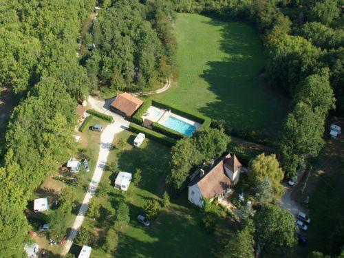 Campingleparadis - Campsite - Holidays & weekends in Gourdon