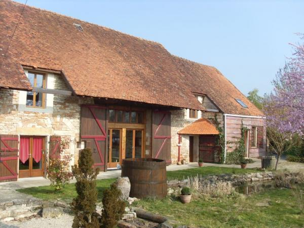 The Canardiere - Bed & breakfast - Holidays & weekends in Messey-sur-Grosne