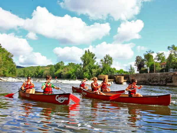 Canoe-kayak in the Dordogne Valley - Activity - Holidays & weekends in Souillac
