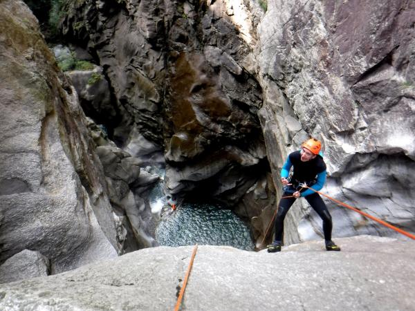 Canyoning around Lyon - Activity - Holidays & weekends in Lyon