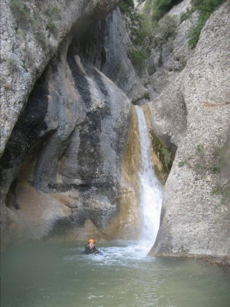 Canyoning all year with a guide - Activity - Holidays & weekends in Morillon