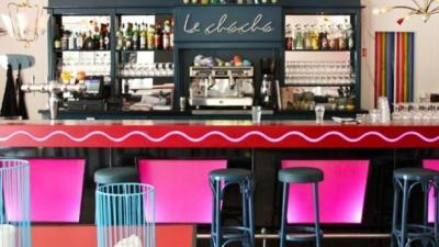 le chacha restaurant in toulouse. Black Bedroom Furniture Sets. Home Design Ideas