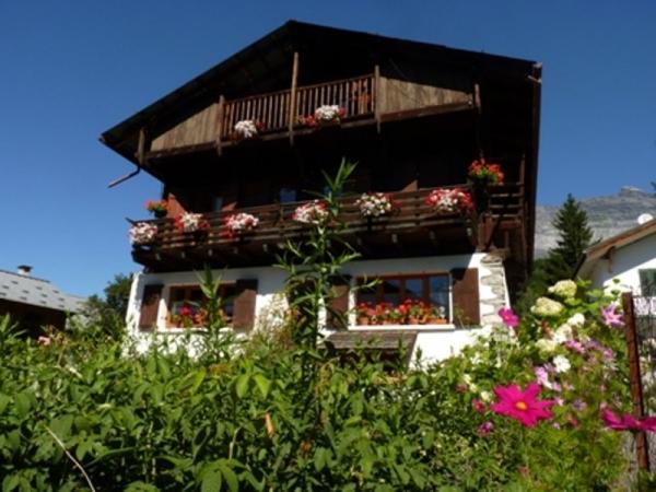 Chalet ancien rénové - Rental - Holidays & weekends in Servoz