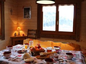 Chalet bois 2/8 pers - Ferienhaus in Ventron