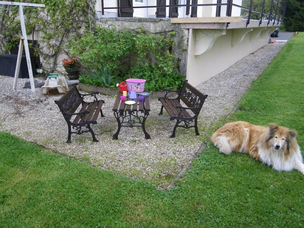 photos chalet de campagne 2 g te campagnard 3 cl s location de vacances sancey. Black Bedroom Furniture Sets. Home Design Ideas