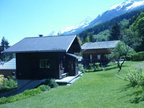 Chalet 'Le Meilly' - Location - Vacances & week-end à Chamonix-Mont-Blanc