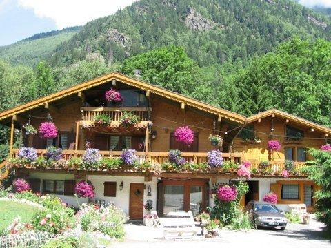 Chalet a l oree du bois - Bed & breakast - Vacanze e Weekend a Les Houches