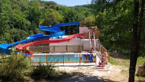 Les Chalets Du Pic - Rental - Holidays & weekends in Mayrac