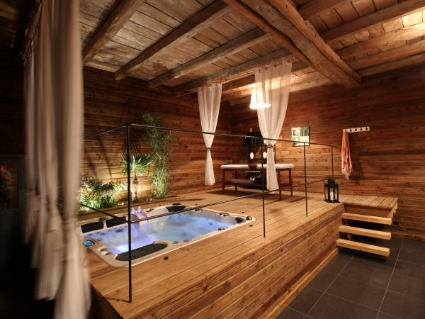 Chambre d 39 h tes espace bien tre spa chambre d 39 h tes for Chambre d hotes piscine