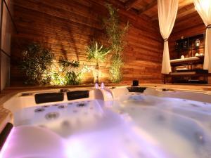 chambre d'hôtes en touraine - espace spa - chambre d'hôtes à ligré