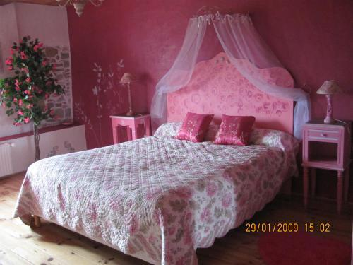 Chambres d hotes gelous - Bed Rose