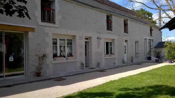 Chambres d'hôtes et gîte Harmonies - Bed & breakfast - Holidays & weekends in Saint-Denis-sur-Loire