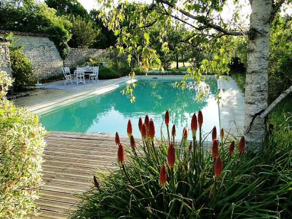 Il Charmentaise Bed and Breakfast - Bed & breakast - Vacanze e Weekend a Andilly