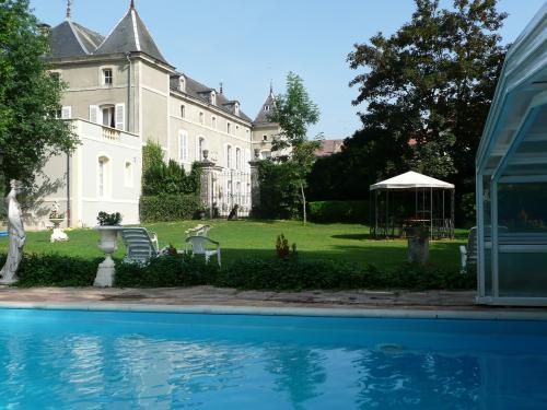 Chateau de labessiere chambre d 39 h tes ancemont for Week end chambre d hotes