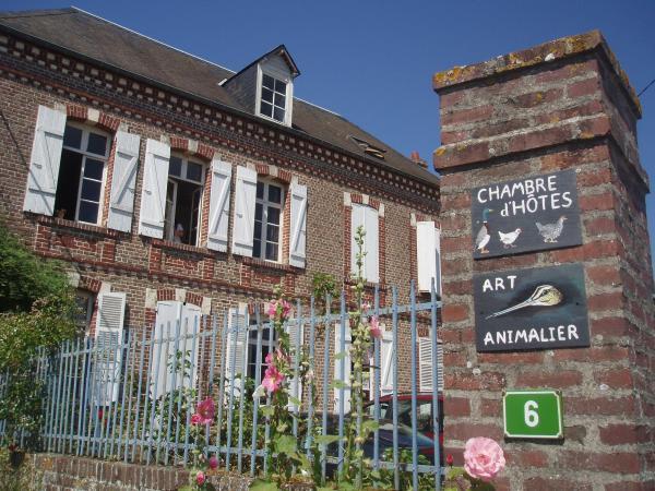 Chez Agns  Nicolas  Chambre DHtes  SaintValerySurSomme