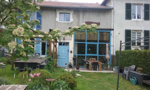 Le Ciel Bleu Chambre D 39 H Tes Deuxnouds Aux Bois