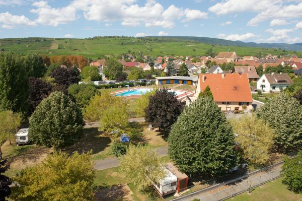 City camping Rouffach - Campsite - Holidays & weekends in Rouffach
