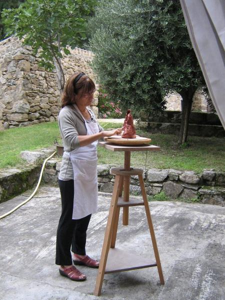 Clay modelling in the Ardèche mountains - Activity - Holidays & weekends in Glun