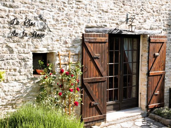 Le Clos de la Rose - Bed & breakfast - Holidays & weekends in Annoisin-Chatelans