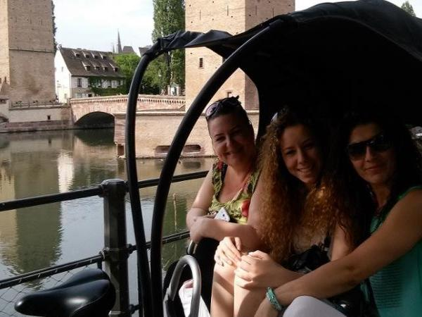 Comprehensive Strasbourg rickshaw tour - 1 hr 20 mins - Activity - Holidays & weekends in Strasbourg