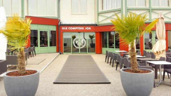Le Comptoir JOA - Restaurant - Vacances & week-end à Saint-Pair-sur-Mer