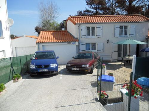 Le corail mme Abry fromentine france - Rental - Holidays & weekends in La Barre-de-Monts