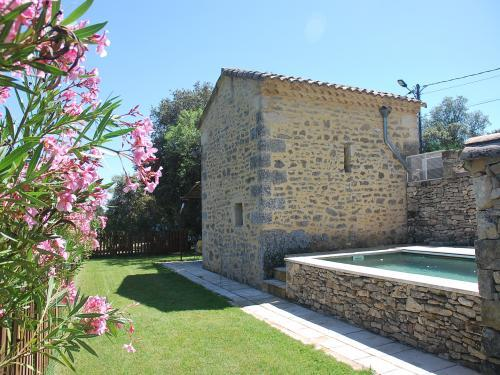 Cottage provencal climatise et piscine - Rental - Holidays & weekends in Uzès