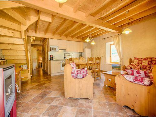 Cottages Moulin ' Rochette ' Spa - Rental - Holidays & weekends in La Compôte