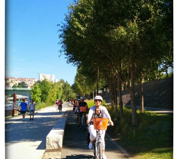 Discover Central Lyon by Electric Bike - Activity - Holidays & weekends in Lyon