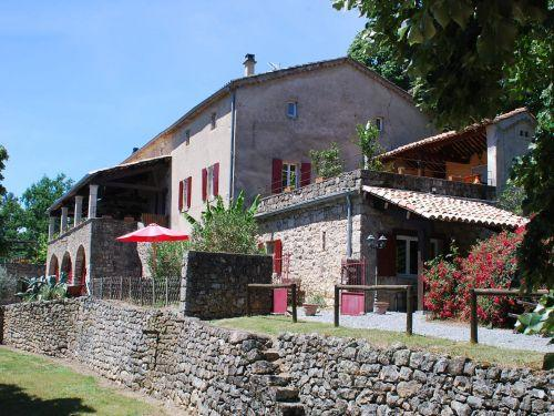Domaine de Chanteperdrix - Rental - Holidays & weekends in Rosières