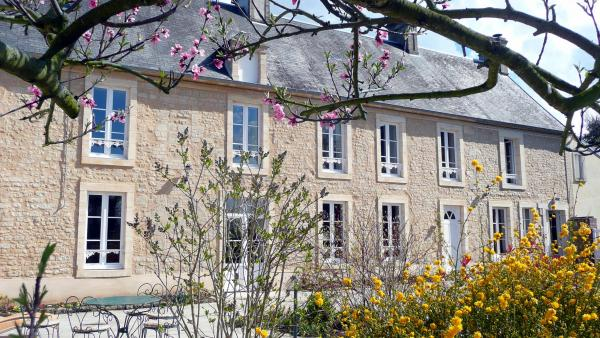 Domaine de la Cour Vautier - Bed & breakfast - Holidays & weekends in Mandeville-en-Bessin