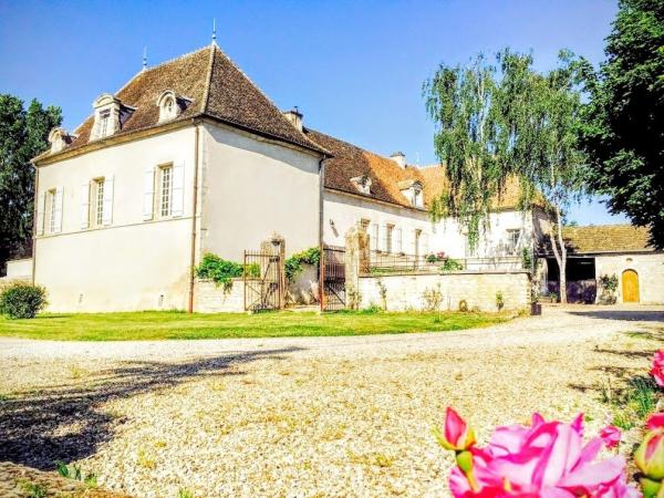 Domaine pont juillet - Bed & breakfast - Holidays & weekends in Fontaines