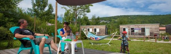 Ecologische camping La Roche d'Ully - Camping - Vrijetijdsbesteding & Weekend in Ornans
