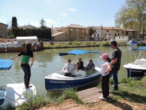 Boat canal midi rental