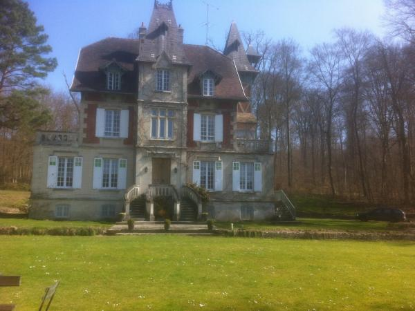 Ermitage de la fontaine des roches - Bed & breakfast - Holidays & weekends in Pierrefonds