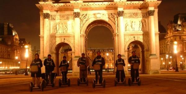 Evening Segway Tour of Paris - Activity - Holidays & weekends in Paris
