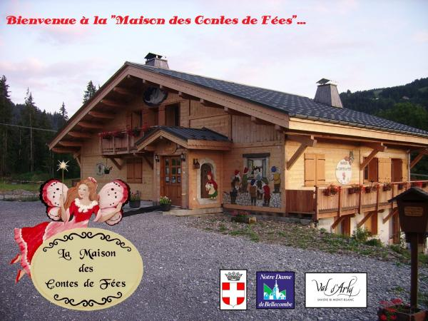 The Fairy Tale House - Activity - Holidays & weekends in Notre-Dame-de-Bellecombe