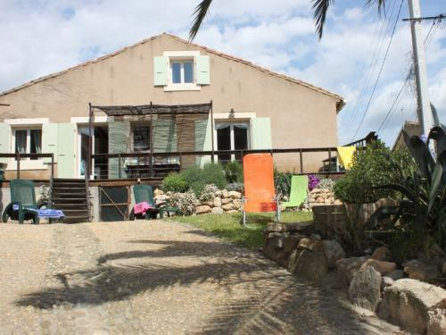 Big family house in Cathare land - Rental - Holidays & weekends in Ouveillan