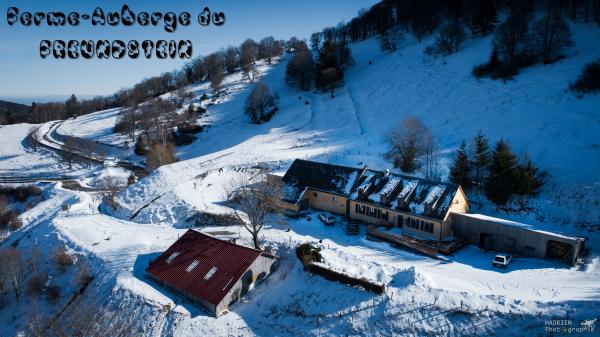 Ferme auberge du freundstein - Restaurant - Vacances & week-end à Willer-sur-Thur